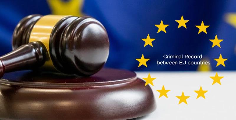 Criminal Record between EU countries