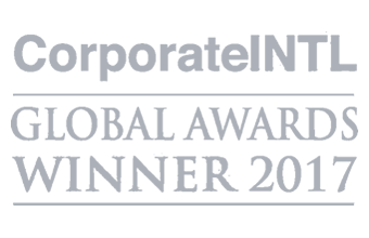 Global Awards Winner 2017
